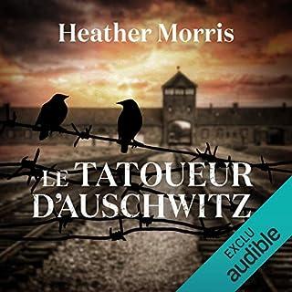 Couverture de Le tatoueur d'Auschwitz