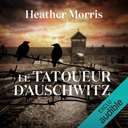 Le tatoueur d'Auschwitz cover art
