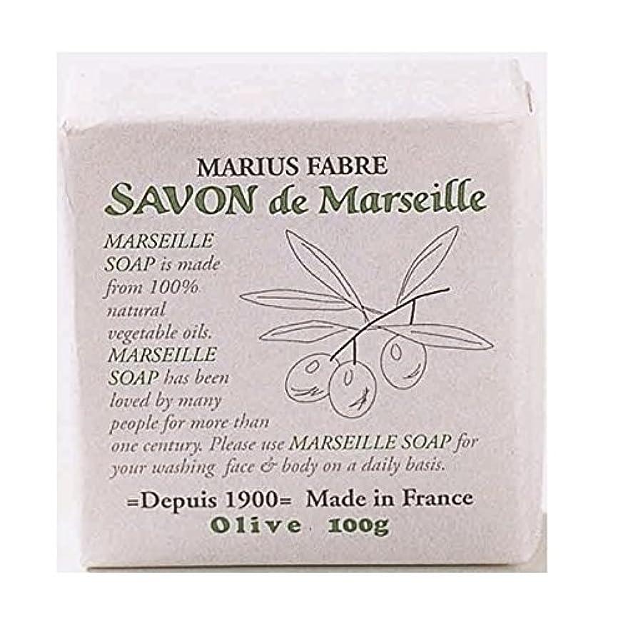 リマークフック君主サボンドマルセイユ 無香料 オリーブ石鹸 100g 6個セット マリウスファーブル