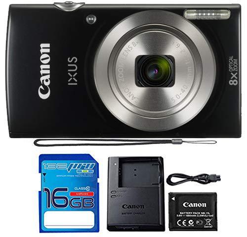 Canon IXUS 185 / ELPH 180 Digital Camera