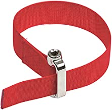 """GEARWRENCH 3/8"""" & 1/2"""" Drive Heavy-Duty Oil Filter Strap Wrench - 3529D"""