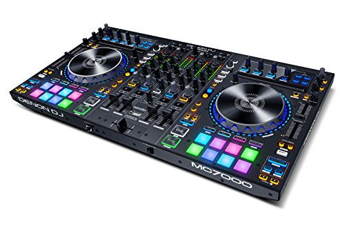 Purchase Denon DJ MC7000 | Professional DJ Controller with Dual Audio Interface for Serato DJ (Inclu...