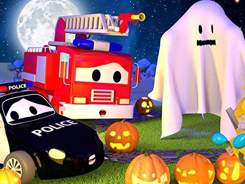 Halloween Der verschollene Pickup Truck / Der Geist