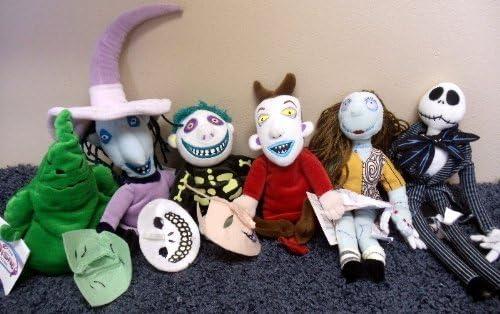 "Disney Tim Burton/'s Nightmare Before Christmas SALLY Plush 9/"" Stuffed Doll"
