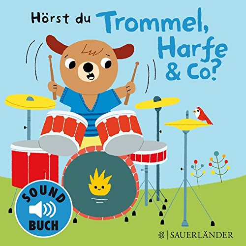 Hörst du Trommel, Harfe & Co? (Soundbuch)