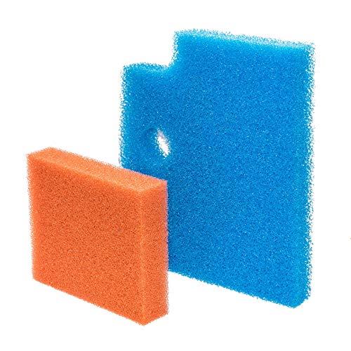 Oase Ersatzschwamm Set Filtral UVC 3000, rot & blau
