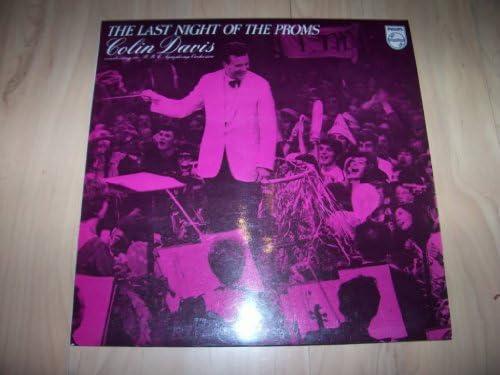Colin Davis Last Night Of The Proms LP product image