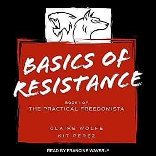 Basics of Resistance audiobook cover art