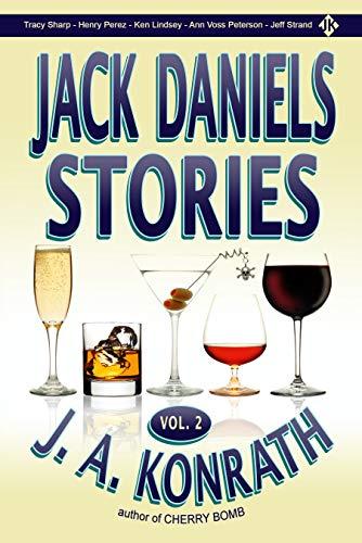 Jack Daniels Stories Vol. 2 (Jack Daniels and Associates Mysteries Book 4) (English Edition)