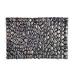 Vivaterra V0123BLK Stone Floor Mat, Black