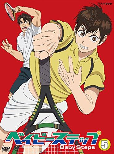 Animation - Baby Steps Vol.5 [Japan DVD] PCBE-54595