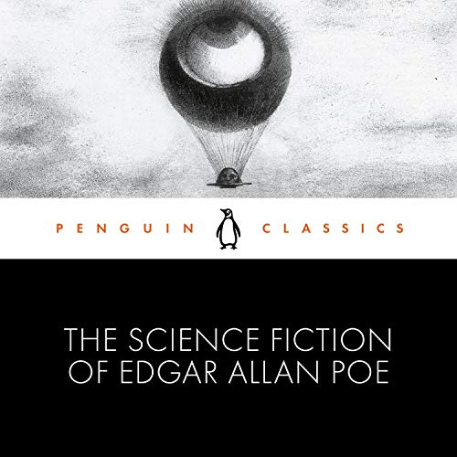 The Science Fiction of Edgar Allan Poe cover art
