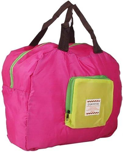 Waterproof Nylon Foldable Messenger Bag Multi Color