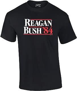 Best reagan bush t shirt Reviews