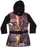 Disney Star Wars Darth Vader Vestido, Negro (Black), 4 años para Niños