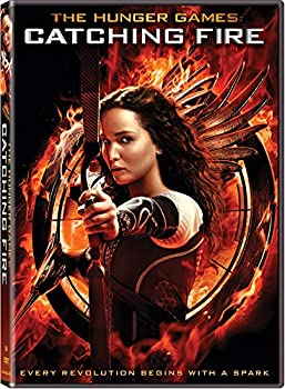 The Hunger Games  Catching Fire [DVD]