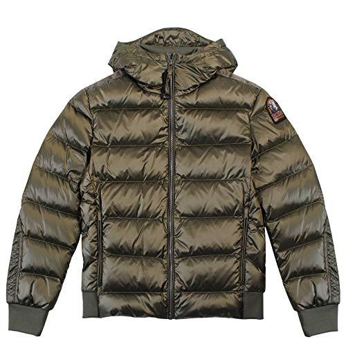 Parajumpers Pharrell Puffa Jacket Young Medium Khaki