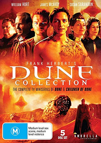Frank Herbert's Dune & Children of Dune - The Complete Miniseries Collection