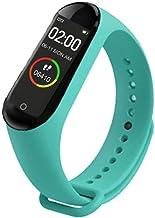 UIEMMY slim horloge Sport Smart M4 touchscreen Nieuw Horloge Mannen Hartslag Bloeddrukmeter Multifunctionele Gezondheid Ar...