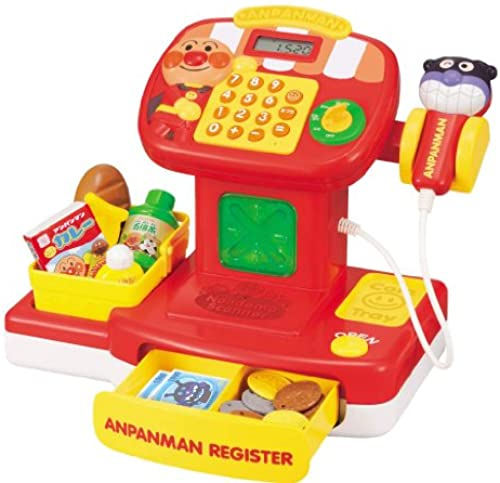 Anpanman - Shopping - Anpanman Register