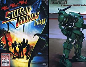 Starship Troopers - Trilogy + Limited Edition 8