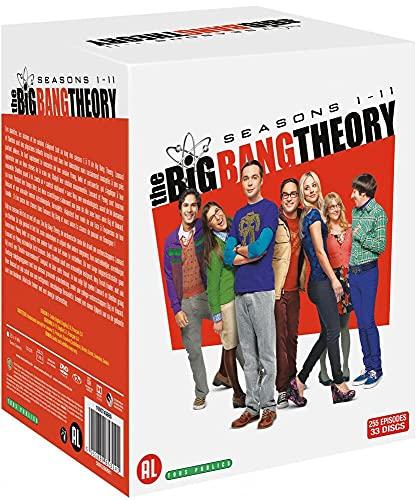 The Big Bang Theory-Saisons 1 à 11