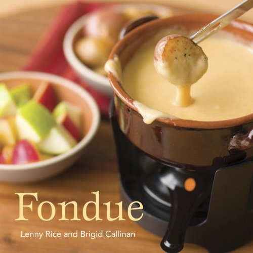 Fondue: [A Cookbook] (English Edition)