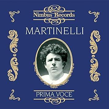 Martinelli in Opera Vol. 1