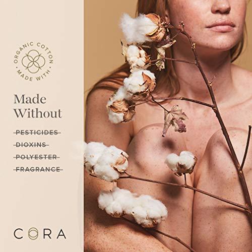 Cora Organic Cotton Tampons