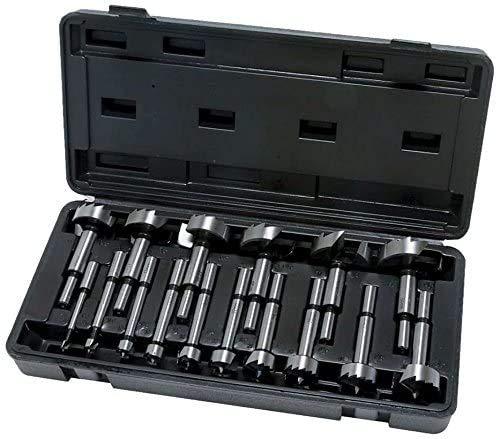 Hilka 2 x 16pce Forstner Bit Set 6-54mm