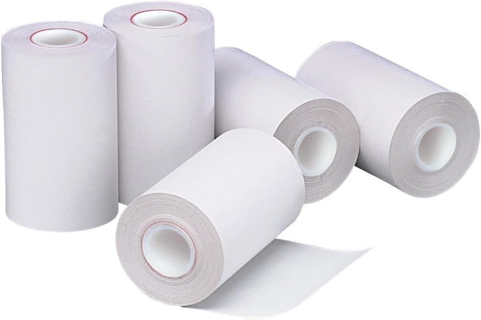 PM Company Portable El Paso Mall Thermal Printer 50- shipfree Rolls White 2.25