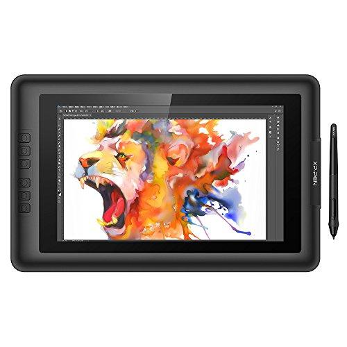 XP-Pen Artist13.3 IPS Monitor de dibujo con Teclas Express y Lápiz sin Batería 1920x1080