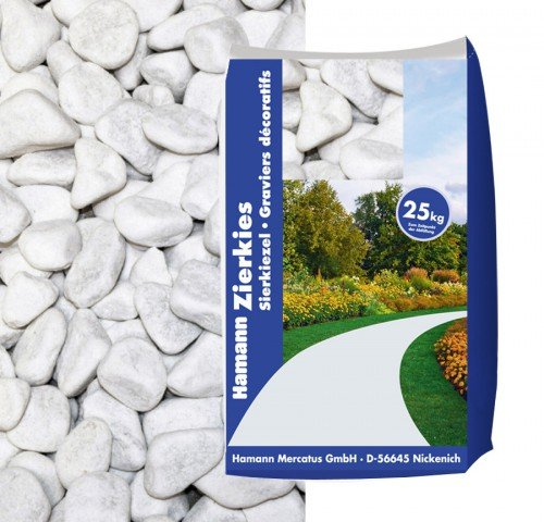 Marmorkies Carrara 15-25 mm 25 kg