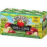 Apple & Eve 100% Juice, Apple, 6.75 Fluid-oz, 8 Count, Pack of 5