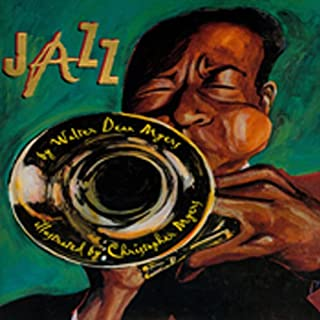 Jazz audiobook cover art