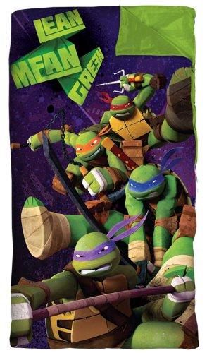 Nickelodeon Teenage Mutant Ninja Turtles Slumber Bag Set by Nickelodeon