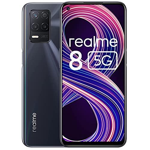 realme 8 5G Smartphone, Dimensity 700 5G Processor...