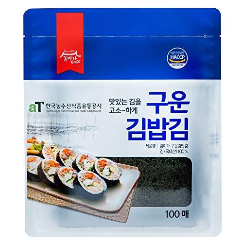 Premium Roasted Seaweed Sheets [ Korean Food ]...