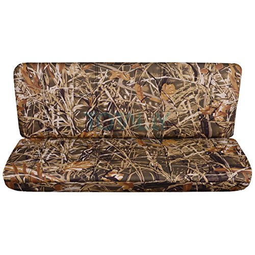 Totally Covers Compatible with 1997-2003 Ford F-150 Super Cab Camo Truck Seat...