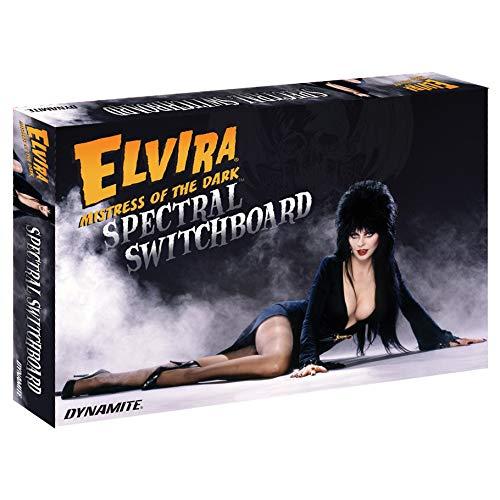 Dynamite Elvira: Mistress of The Dark: Spectral Switchboard