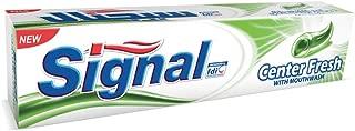 Signal Toothpaste Freshness Centre Fresh Lime & Mint 120 ml