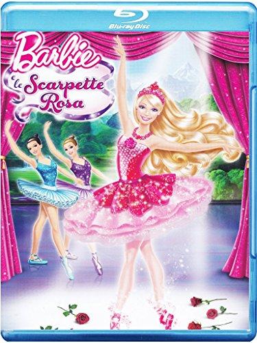 Barbie e Le Scarpette Rosa (Blu-Ray) [Italia] [Blu-ray]