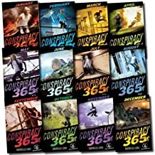 12 Books 365 Conspiracy Explosive Collection by Gabrielle Loard
