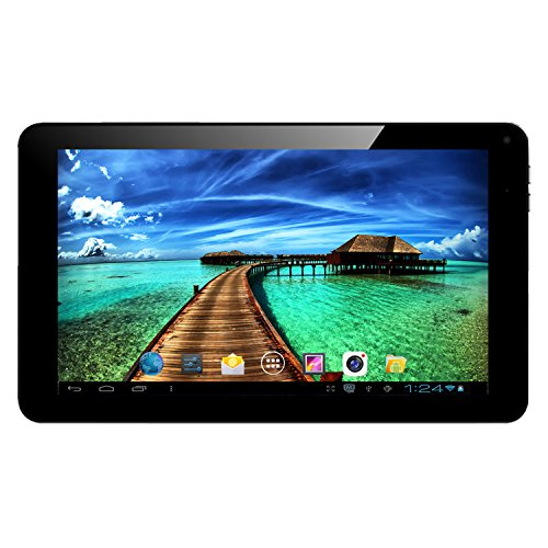 """Supersonic SC-4009 Tablet - 9"""" WVGA - 1GB RAM - 8GB Storage - Android 4.4 KitKat"""