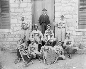 Historic Photos 1899 African American Baseball Players Photo Vintage Black & White Photograph e5
