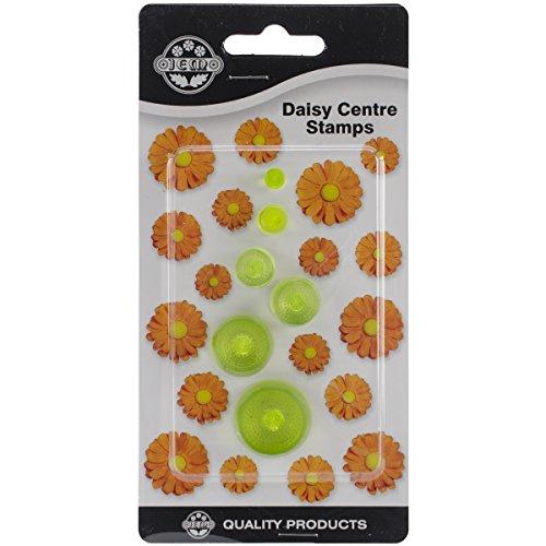 PME Plastic Cutters 6/Pkg-Daisy Centers
