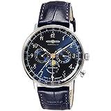[ツェッペリン] 腕時計 Hindenburg 7036-3 並行輸入品 ブルー [並行輸入品]