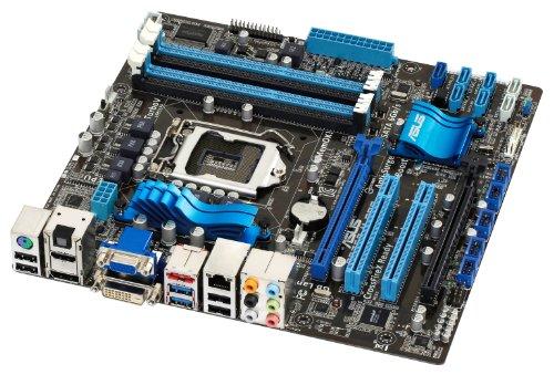 Asus US P8Z68-M PRO P8Z68-M PRO Motherboard