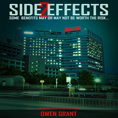 Side Effects 2 audiobook cover art