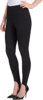 Women's Stirrup Seamed Ponte Legging